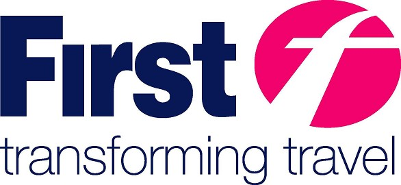 Image result for first bus  logo