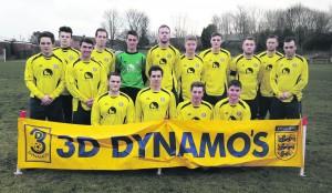 3D Dynamos 2016 17 Season