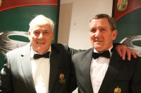 Prestigious Waterhead Warriors' Hall of Fame delight for father and son