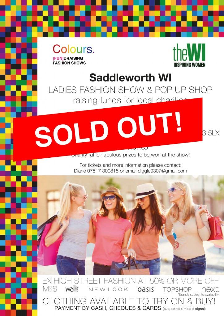 Poster - Saddleworth Wi.