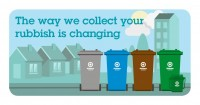 Residents reminded over changes to waste and recycling collections