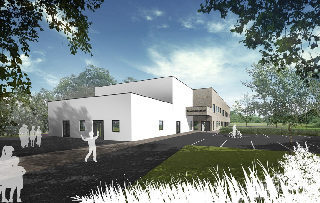 p7 greenfield primary new school